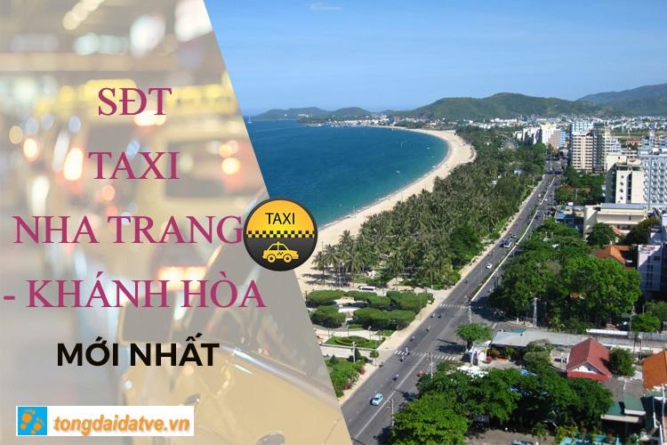 danh bạ hãng taxi ở Nha Trang