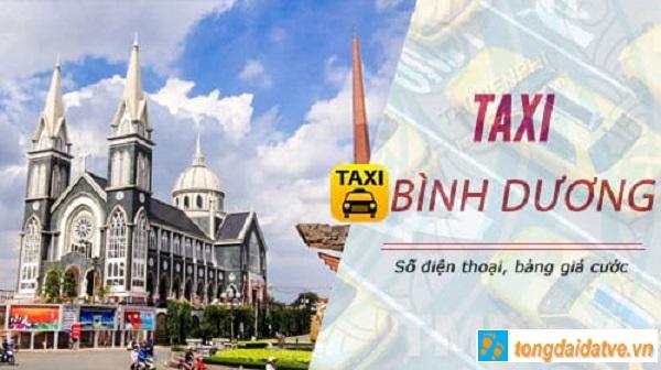 Danh bạ số điện thoại các hãng taxi ở Bình Dương
