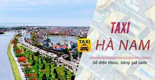 Taxi Hà Nam: Danh bạ số điện thoại các hãng taxi