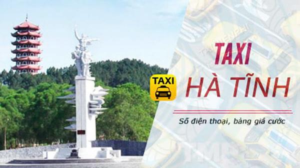 Taxi Hà Tĩnh: Tổng đài, số điện thoại các hãng taxi ở Hà Tĩnh