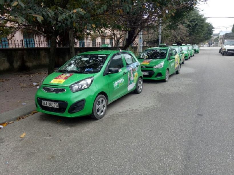Taxi Hải Dương: Danh bạ số điện thoại