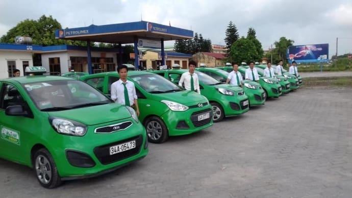 Taxi Hải Phòng: Tổng đài, số điện thoại - hinh 1