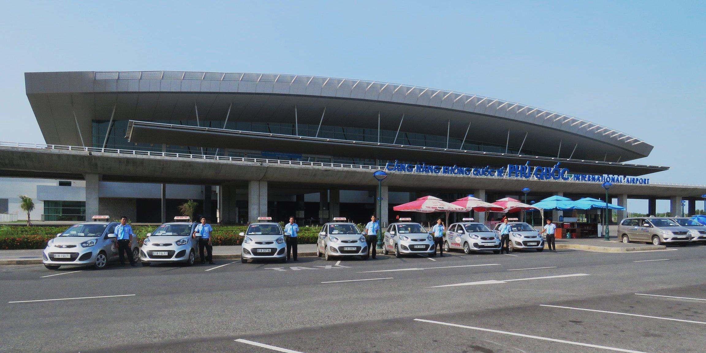 Taxi Phú Quốc: số điện thoạicác hãng taxi ở Phú Quốc