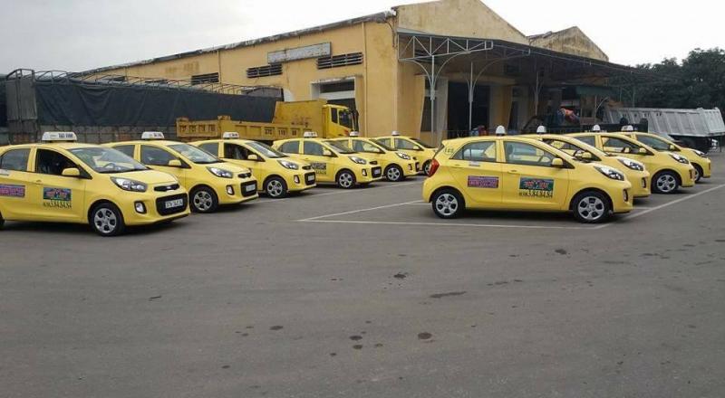 Taxi Vinh - Nghệ An: Số điện thoại các hãng taxi Vinh