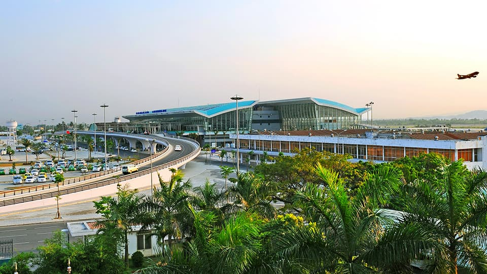 Giá cước taxi từ sân bay Đà Nẵng đến các điểm du lịch