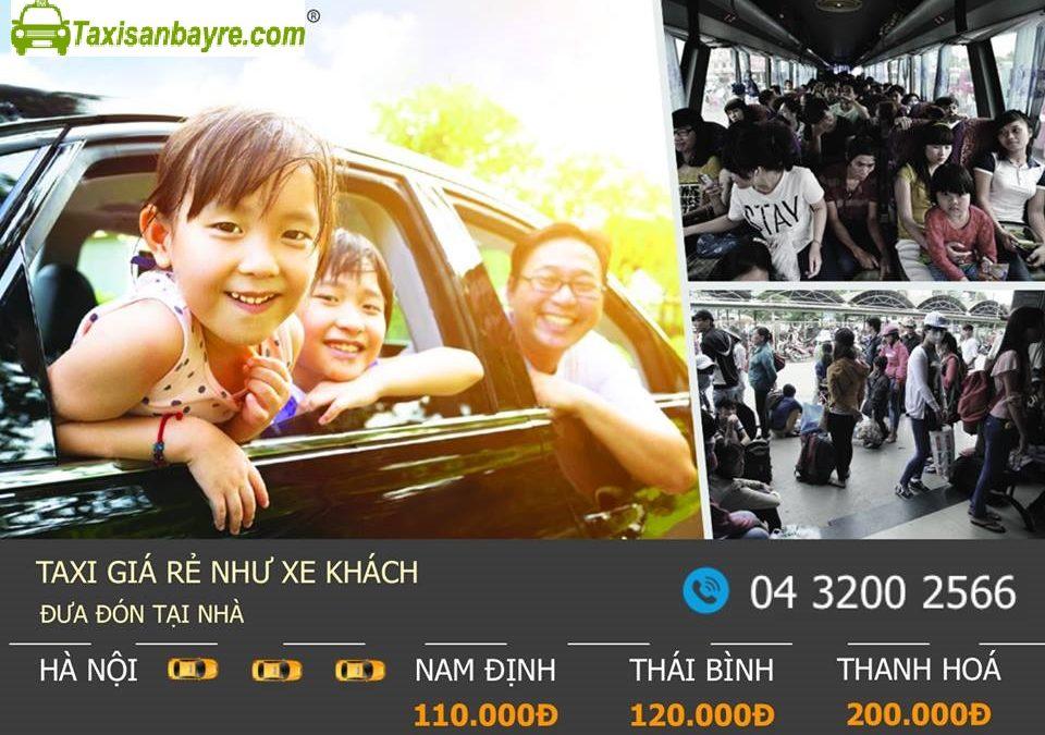 Dịch vụ Đi Chung Taxi đường dài hàng ngày