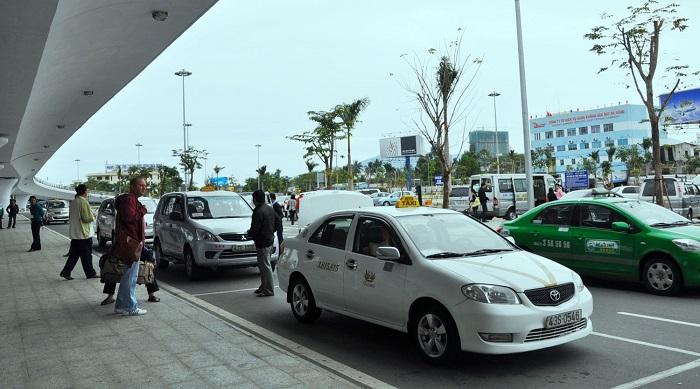 Dịch vụ taxi sân bay Đà Nẵng