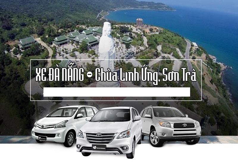 Taxi từ sân bay Đà Nẵng đi chùa Linh Ứng