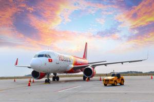 Chào 5 đường bay mới từ Cần Thơ, Vietjet tung 1,1 triệu vé giá từ 0 đồng - hinh 1