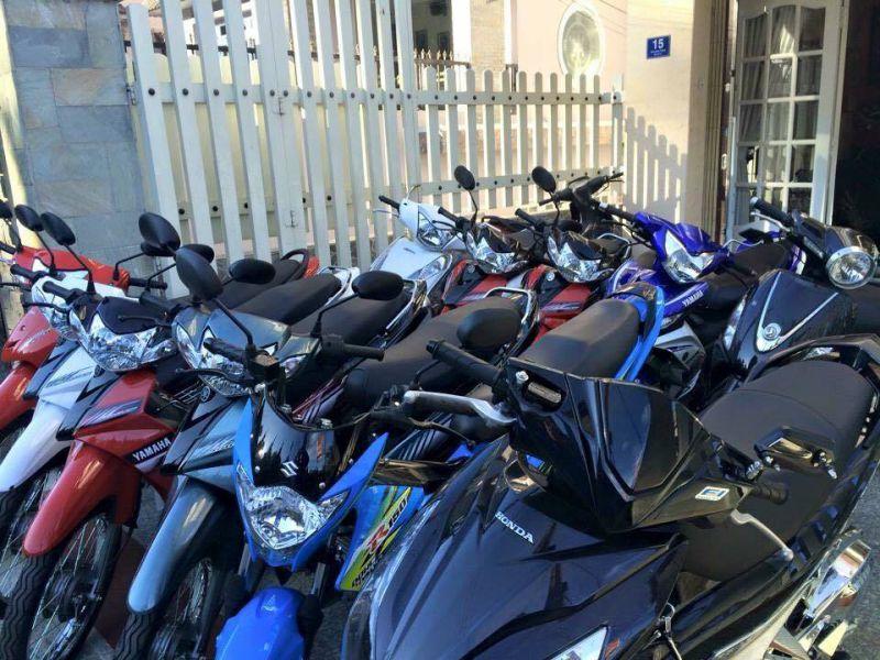 Cho thuê xe máy ở Đà Lạt - hinh 2