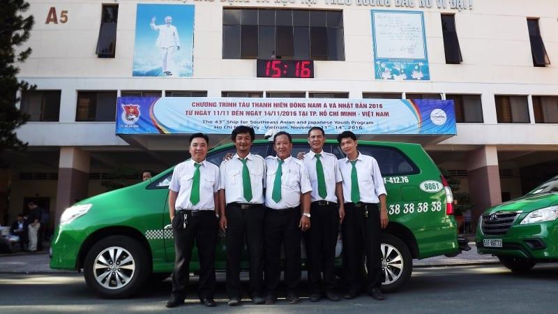 Top 5 hãng taxi uy tín, giá rẻ nhất tại Bắc Ninh - hinh 1