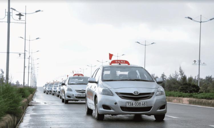 Top danh sách các hãng taxi tại Quảng Bình bạn nên đi