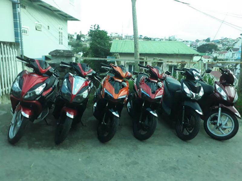 Cho thuê xe máy ở Đà Lạt - hinh 5
