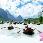 Vietnam Airlines - Ưu đãi đặc biệt 30% - Đón năm mới nơi đất Phật