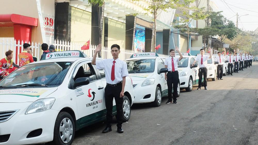 Tổng đài taxi VinaSun- HINH 1