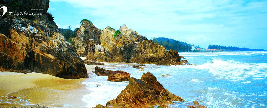 Biển Đá Nhảy Quảng Bình