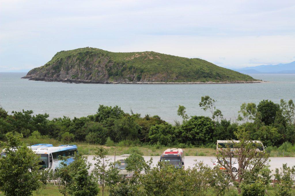 Vũng Chùa - Đảo Yến nơi an nghỉ của Đại Tướng - hinh 2