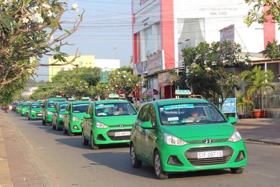 Tổng đài Taxi Mai Linh - hinh 1