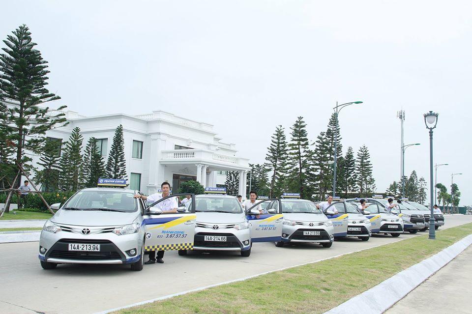 Taxi Thành Công Quảng Ninh