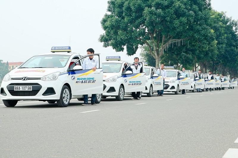 Taxi Thành Công Vĩnh Phúc