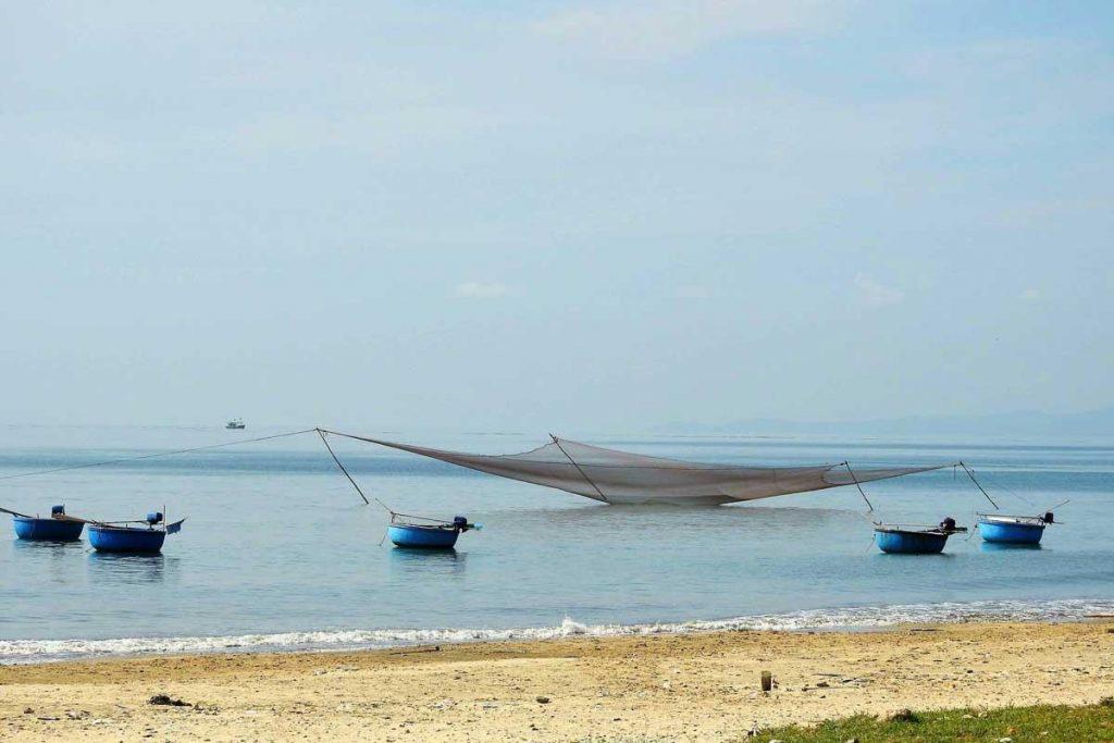 Vũng Chùa - Đảo Yến nơi an nghỉ của Đại Tướng - hinh 4
