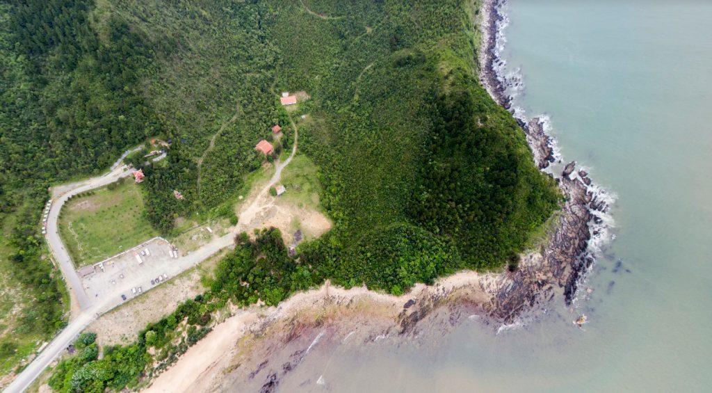 Vũng Chùa - Đảo Yến nơi an nghỉ của Đại Tướng - hinh 7