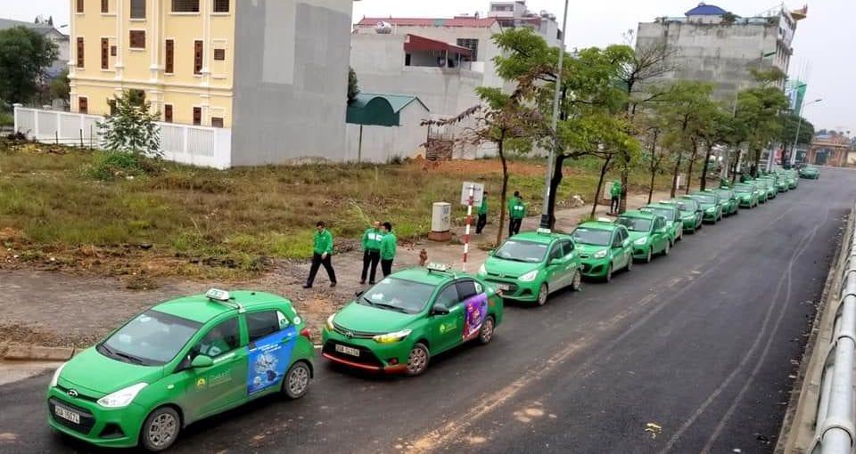 Taxi Mai Linh Thái Nguyên