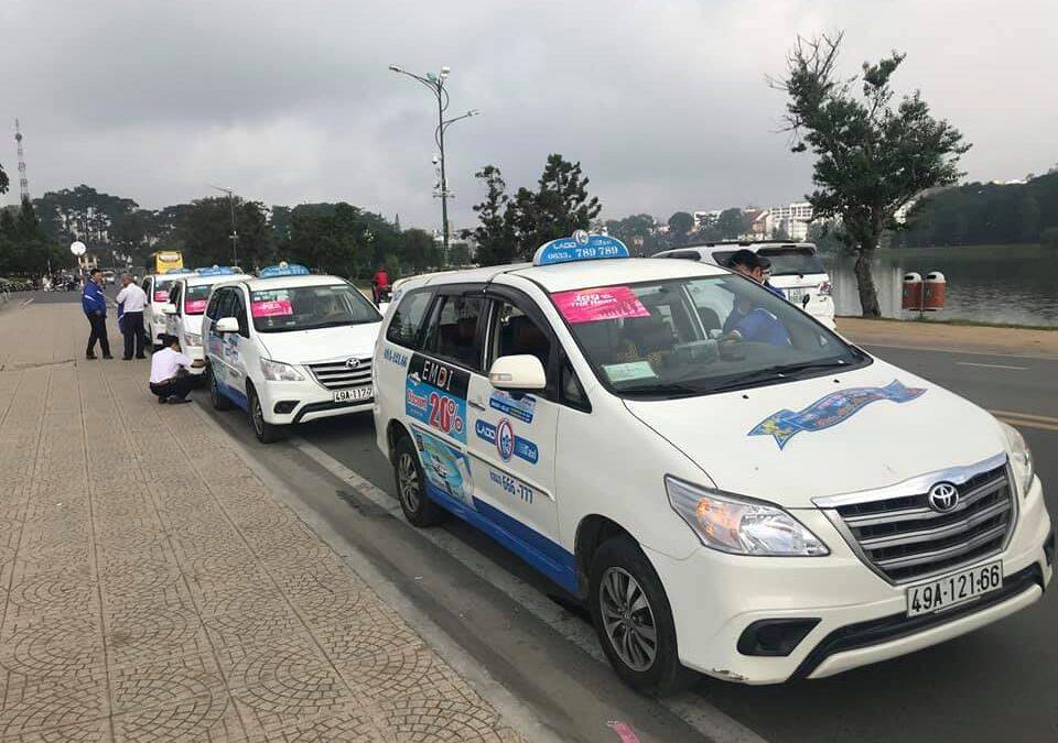 Taxi Lado Đà Lạt