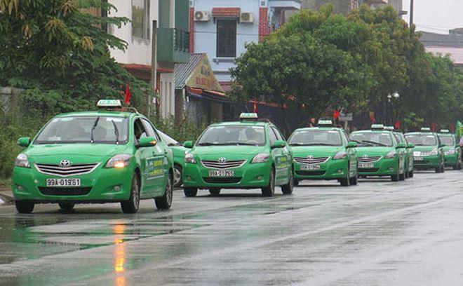 Taxi Mai Linh Bắc Giang