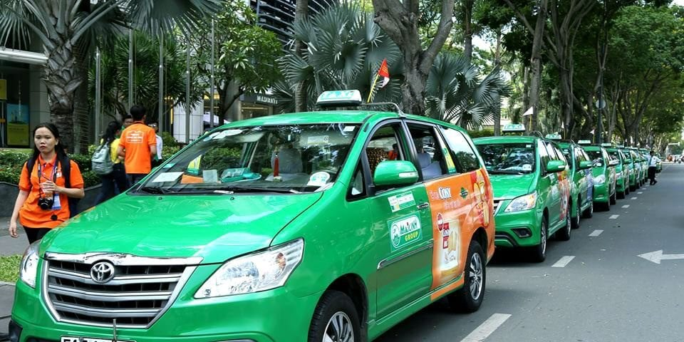 Taxi Mai Linh Nam Định