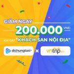 Ưu đãi VNtrip - Dichungtaxi 'TaxiSanBayRe'