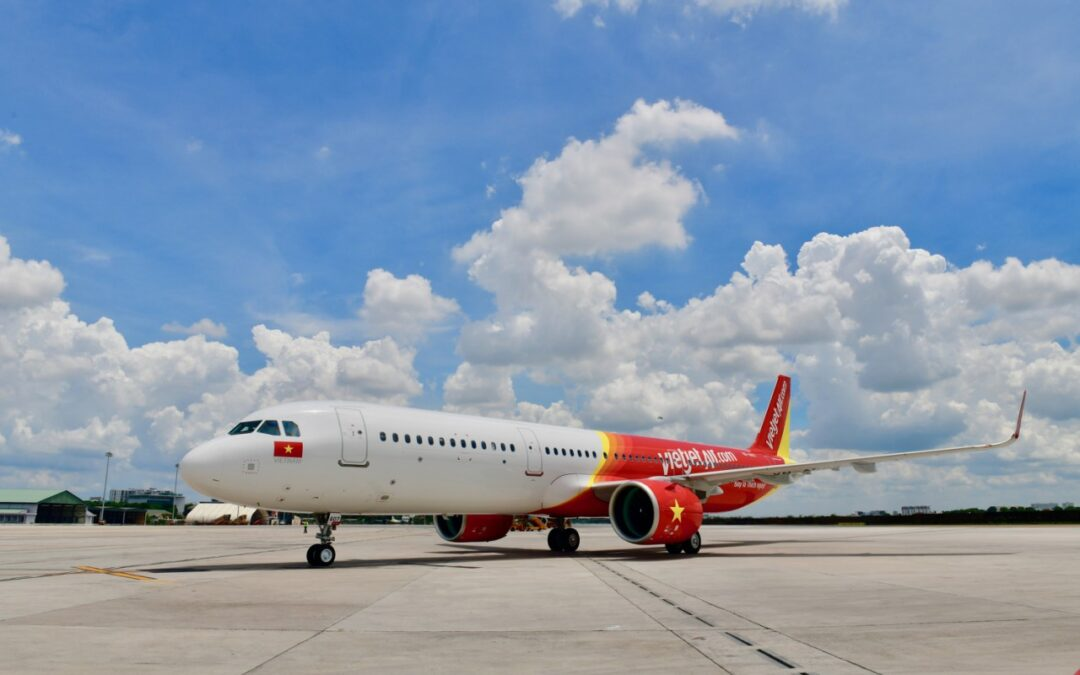 VietjetAir 1 triệu vé 0 đồng khắp châu Á