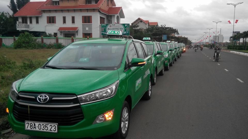 Taxi Mai Linh Phú Yên