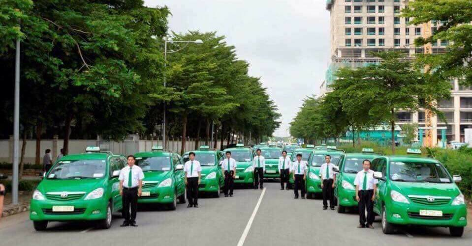Taxi Mai Linh Bình Định