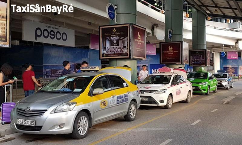 Đặt Taxi nội bài và những lưu ý không nên bỏ qua - hinh 1