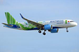 Bamboo Airways tăng gần 700.000 chỗ phục vụ hành khách dịp Tết Canh Tý 2020.