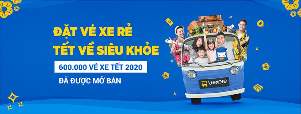 Banner Vé Xe Tết