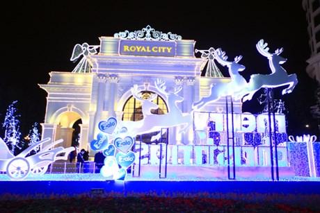 Top 7 địa điểm đón giáng sinh hấp dẫn tại Hà Nội - hinh 5