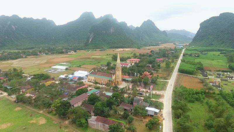 Địa điểm đón giáng sinh ở Quảng Bình - Hình 3