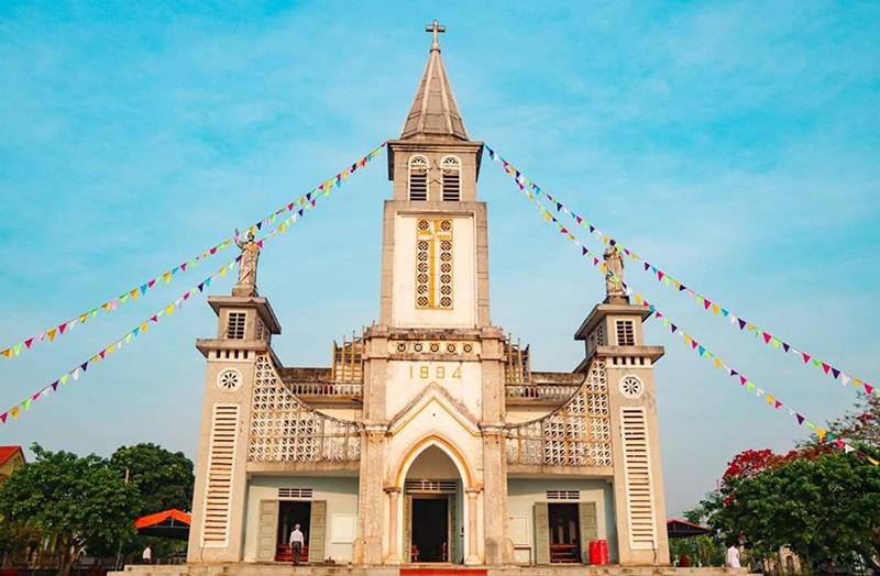Địa điểm đón giáng sinh ở Quảng Bình - Hình 5