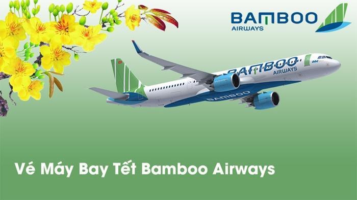 Bamboo Airways mở bán vé máy bay tết