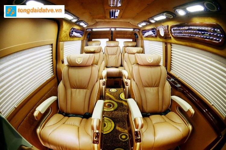 Top 10 nhà xe limousine Sài Gòn đi Đà Lạt chất lượng cao giá rẻ - hinh 5