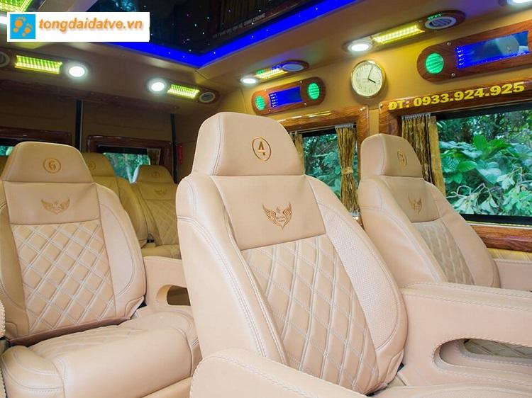 Xe Thành Đô limousine