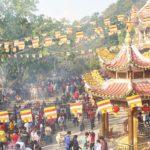 Giá thuê xe đi lễ hội núi Bà Đen - Tây Ninh - hinh 2
