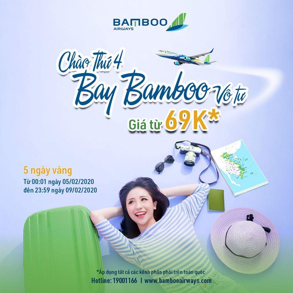 Bamboo 5 ngày vàng giá từ 69.000 VND - hinh 2