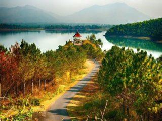 Ngắm Biển Hồ – Tơ Nưng đẹp quyến rũ ở Gia Lai