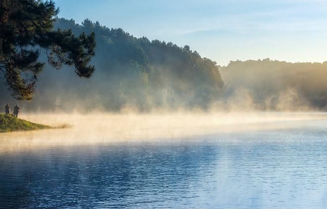 Ngắm Biển Hồ – Tơ Nưng đẹp quyến rũ ở Gia Lai - hinh 1