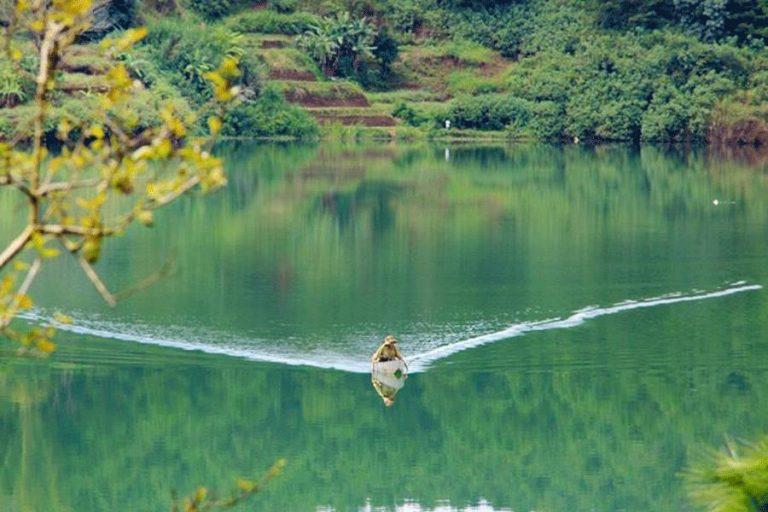 Ngắm Biển Hồ – Tơ Nưng đẹp quyến rũ ở Gia Lai - hinh 7