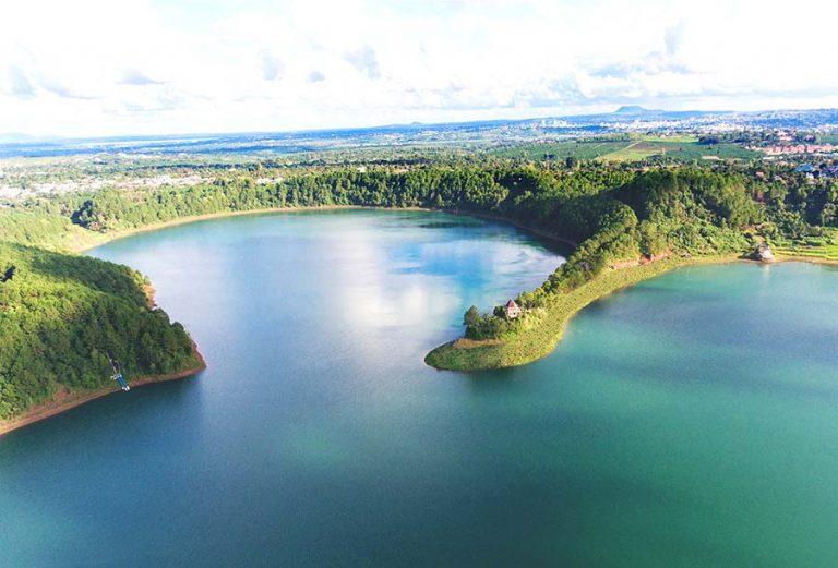 Ngắm Biển Hồ – Tơ Nưng đẹp quyến rũ ở Gia Lai - hinh 10