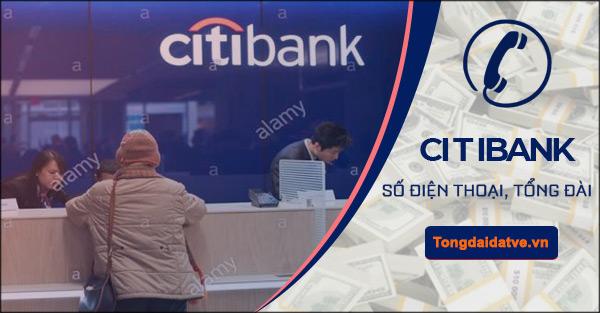 Tổng đài ngân hàng Citibank